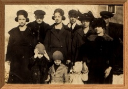 Wirth Family, mid 1920's